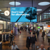 KPMG advertising on digital screens has proved to be effective in CPH Airport
