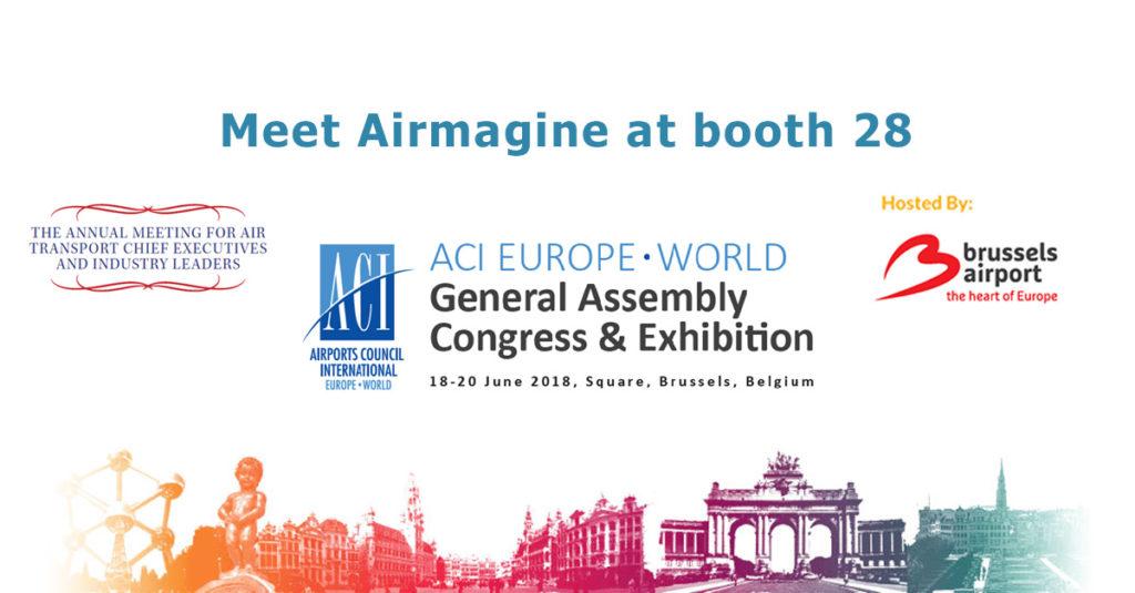 Meet Airmagine at ACI WAGA 2018